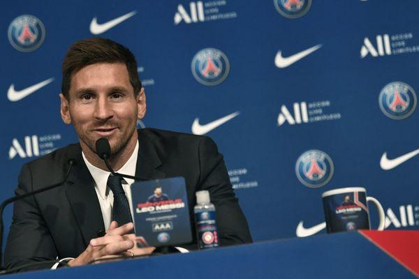 Une partie du salaire de Lionel Messi au PSG sera versée en cryptomonnaie