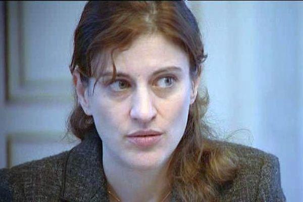 Juliette Méadel, secrétaire d'État chargée de l'Aide aux victimes.