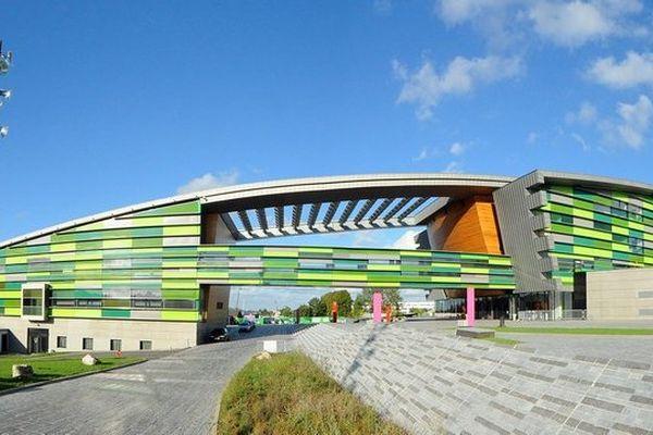 Le Stade Couvert de Liévin.