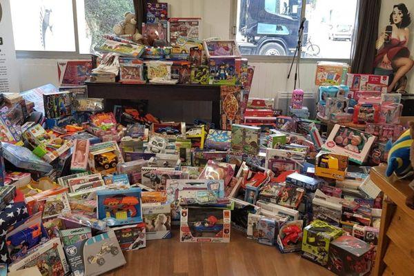 L'année dernière, plus de 1 000 jouets ont été distribués aux enfants des foyers d'hébergement de l'Oise. Un objectif qui risque de ne pas être atteint cette année.