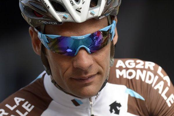 Jean-Christophe Péraud sera l'un des grands favoris du Tour du Trentin qui débute demain