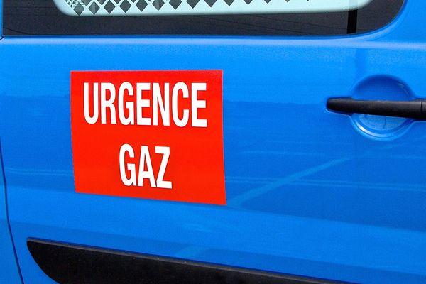 Les pompiers ainsi que les équipes de GRDF sont toujours aux abords de cette école privée de Saint-Siméon-de-Bressieux pour localiser la fuite.