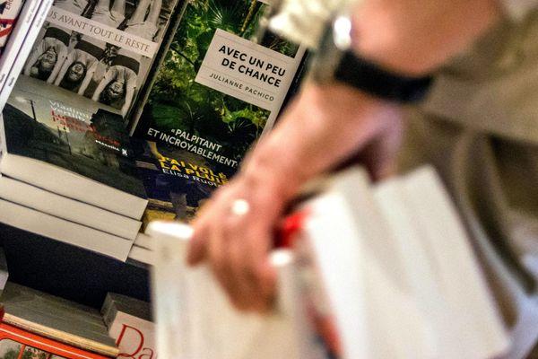 Présentation de la 4e édition du Pari des libraires a Librairie de Paris (photo d'illustration).