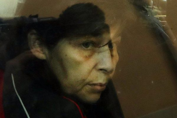Le 15 janvier 2018, lors du procès devant la cour d'assises des Alpes-Maritimes.