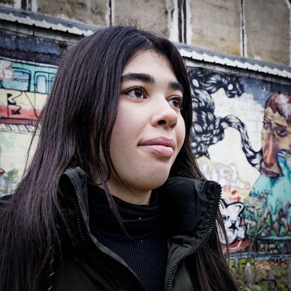 Samia Mansouri est StreetReporter pour le projet L'actu Municipales by StreetPress
