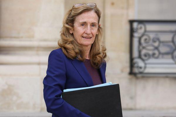 Nicole Belloubet, ministre de la Justice, est en visite à Grenoble et Varces, vendredi 28 juin.