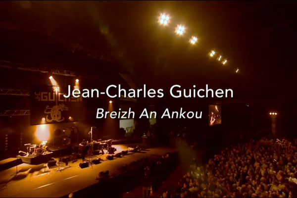 Breizh an Ankou de Jean-Charles Guichen au festival Yaouank de 2018