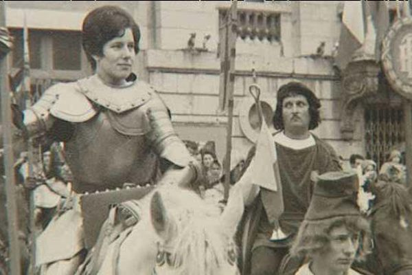 Marie-Christine Bordat-Chantegrelet, Jeanne d'Arc 1968