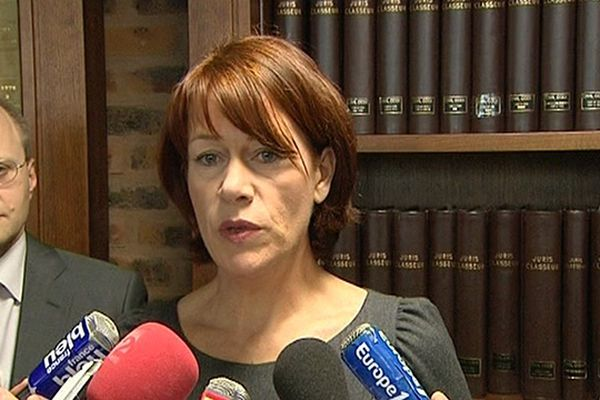 Thérèse Brunisso, procureur de la république à Montbéliard. C'est elle qui le 20 janvier 2011 avait mis en examen pour meurtre Yacine Sid.