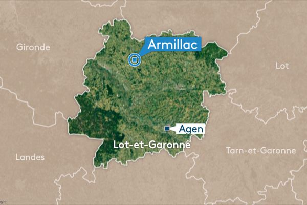 Le corps de la victime a été retrouvé à Armillac, dans le Lot-et-Garonne, le 11 juin.