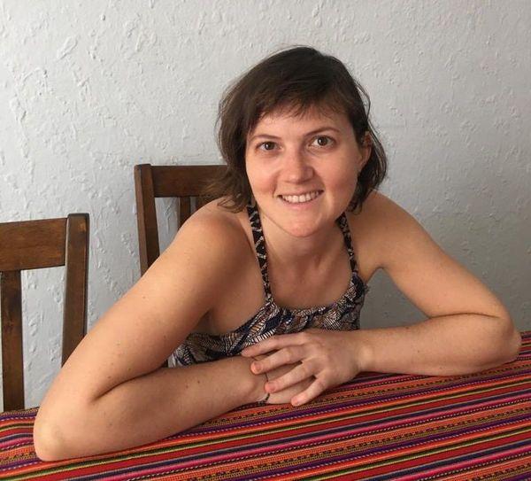 Julie Preterre, bloquée au Pérou