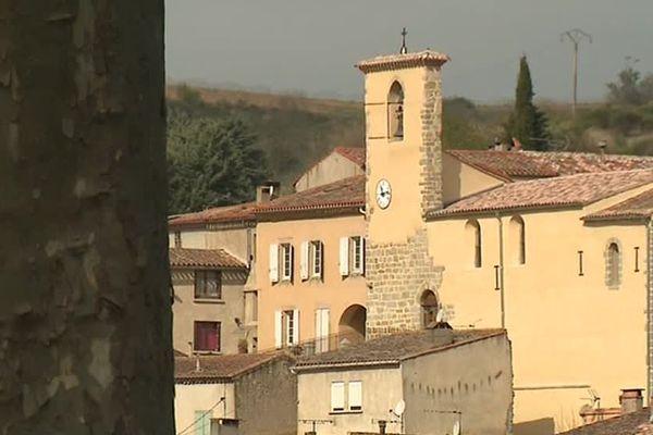 L'église de Cépie, dans l'Aude a été rénovée grâce à la vente aux enchères de Toques et Clochers - 7 avril 2017