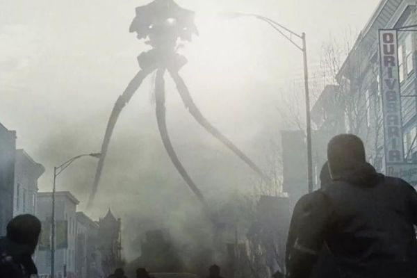 """En 2005, Spielberg avait déjà revisité """"La Guerre des mondes"""" sur grand écran."""