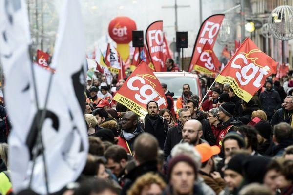 L'appel à manifester a été entendu dans plusieurs grandes villes de France. Photo d'illustration