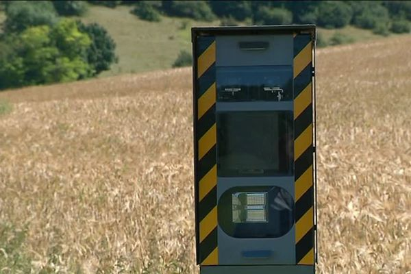 Le radar de Merry-Sec dans l'Yonne