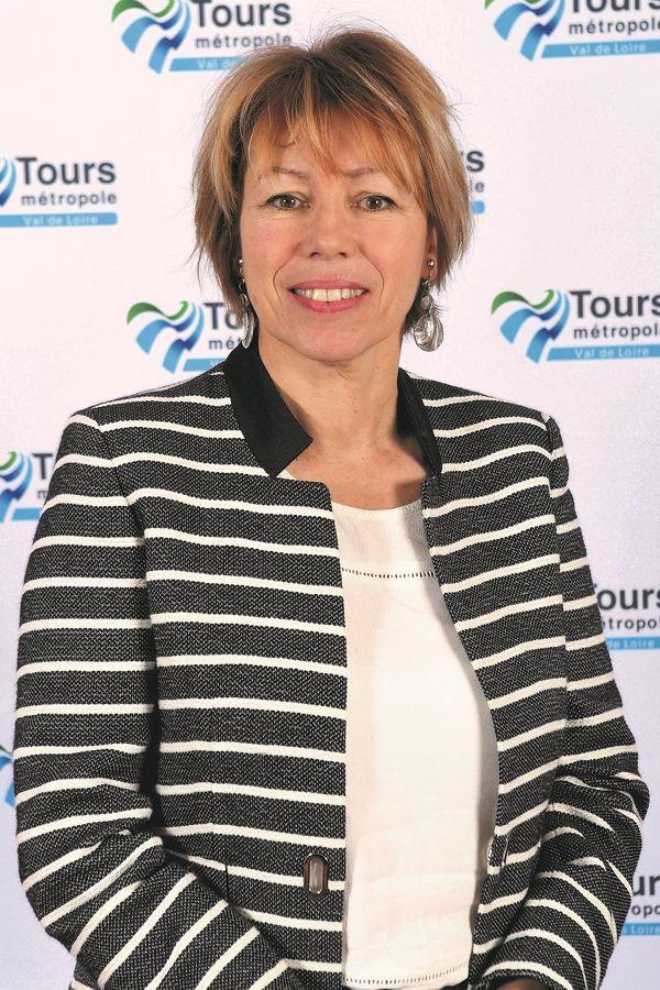 Vice-présidente en charge du numérique, Maria Lépine est aussi la maire de Villandry
