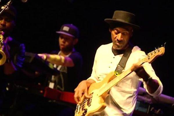 Marcus Miller est un grand nom du jazz américain.