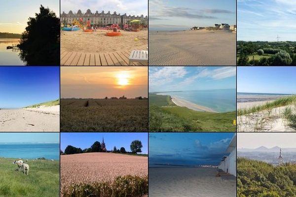 La côte d'Opale, le Bassin minier, les places, les blés... Le Nord Pas-de-Calais est beau : photographiez-le !