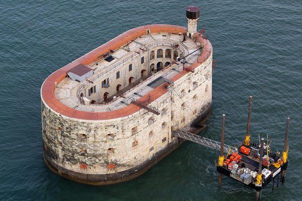 fort boyard ile