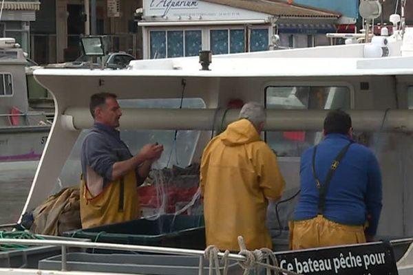 Au Grau-du-Roi, les marins sont scandalisés par la mise en place des tests d'alcoolémie en mer - 27 mars 2017