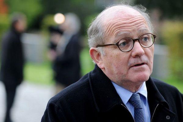 François Goulard, Président du conseil départemental du Morbihan