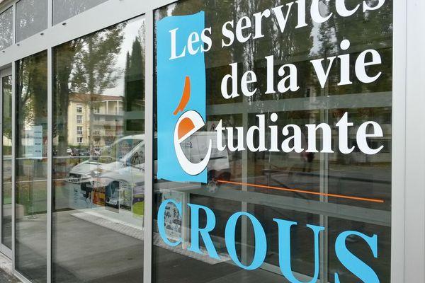 Le CROUS à Limoges