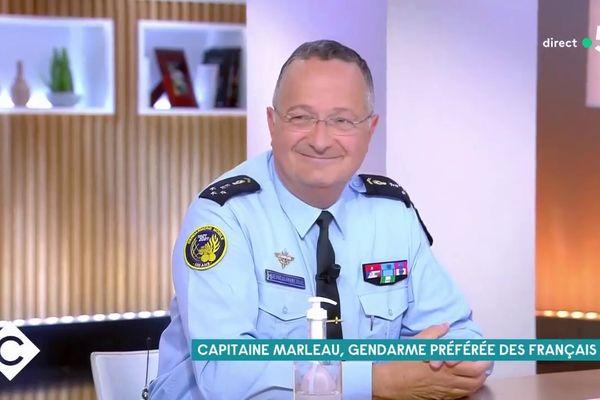 Christian Rodriguez s'amuse du profil twitter de la gendarmerie des Vosges