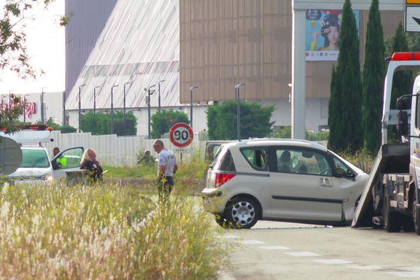 Un grave accident s'est produit dimanche 10 décembre 2021 à Pérols, entre Carnon et Montpellier.