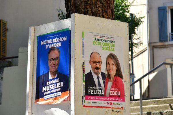 Le maintien du candidat du rassemblement écologiste et social, Jean-Laurent Félizia, ravive les débats et les oppositions autour du front républicain contre l'extrême-droite