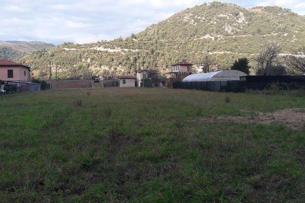 Il s'agit d'un terrain plat d'une superficie de 3 500 m2 de surface agricole utile en amont de Saint Martin du Var.