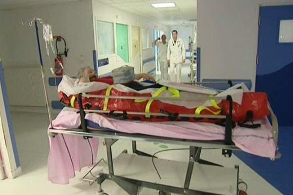 Comme ailleurs dans la région, les médecins urgentistes de l'hôpital de Montreuil-sur-Mer sont en grève administrative.