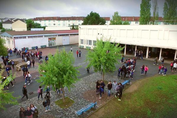 500 collégiens sur les traces du député creusois