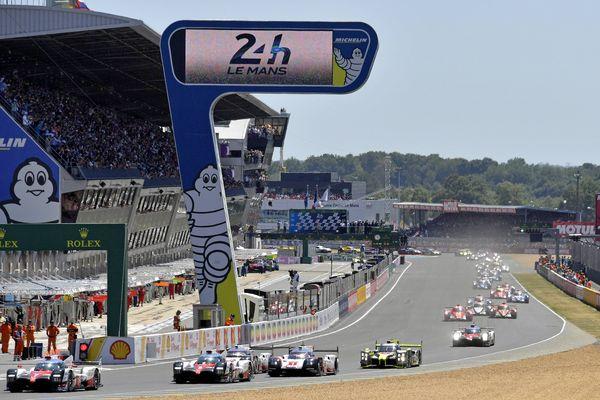 L'édition 2020 des 24 heures du Mans se tiendra sans public.