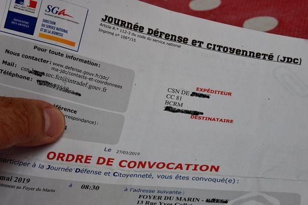 Les Journées Défense et Citoyenneté suspendues en Auvergne Rhône-Alpes - image d'archives