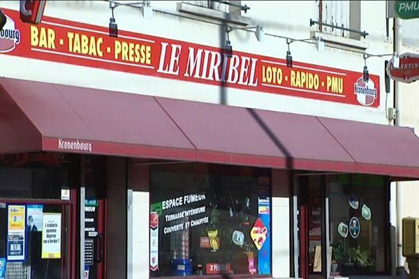 Le Bar tabac de Verdun où serait passée Narumi, l'étudiante japonaise disparue le 4 décembre dernier