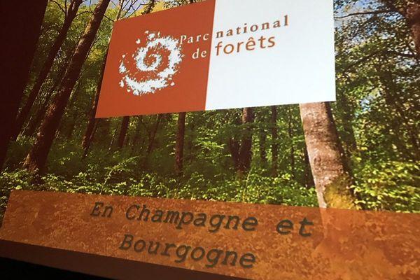 Parc national de forêts en Champagne et Bourgogne est le nom du futur parc national à cheval sur la Haute-Marne et la Côte d'Or