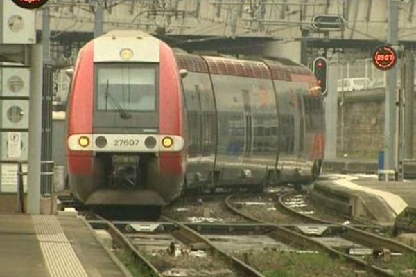 Le trafic dans les TER de Midi-Pyrénées augmente de 12 % chaque année.