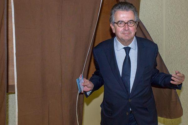 Alain Claeys, député-maire PS de Poitiers.