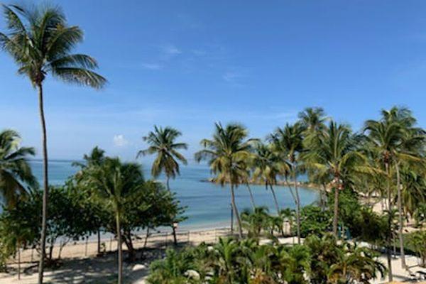 La Guadeloupe possède un magnifique panorama.
