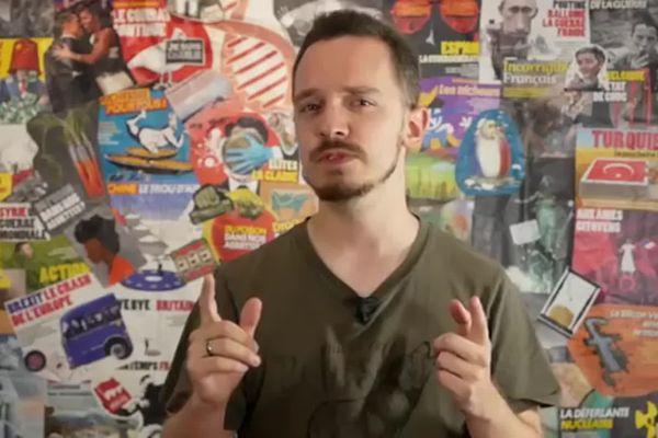 Rodolphe Meyer alias Le Réveilleur est un scientifique militant. Après un doctorat en sciences de l'environnement, il décide de créer sa chaîne You Tube pour vulgariser ses connaissances et éveiller les consciences.