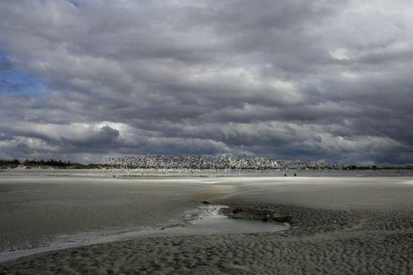 Les 4 kayakistes portés disparus sont partis du Hourdel sur la côte picarde pour rallier Cayeux-sur-Mer.