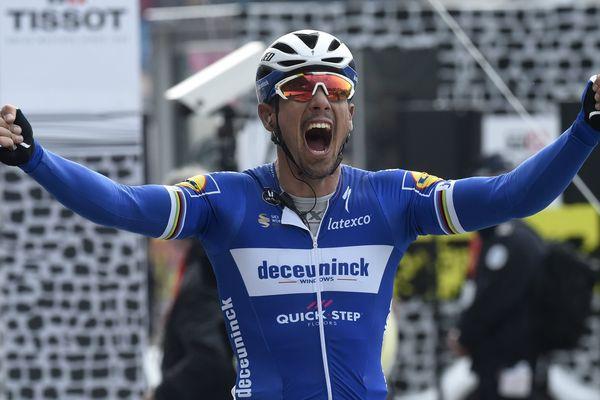 Philippe Gilbert a remporté l'édition 2019 du Paris-Roubaix.