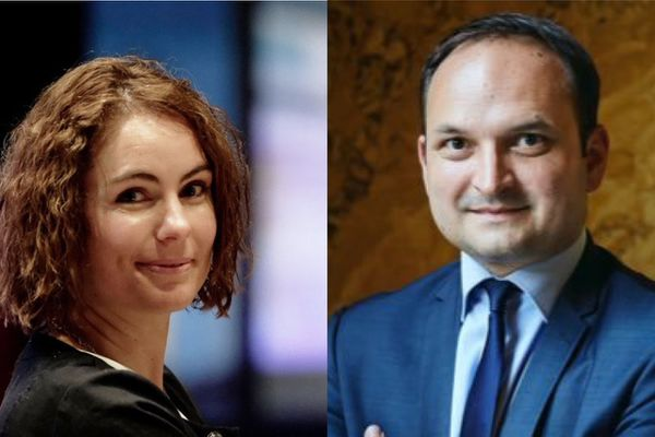 Dans l'Ain, Olga Givernet (lrem) et dans la Loire, Régis Juanico (Générations) partagent l'idée qu'il faut accélérer les vaccinations, mais ils expliquent les lenteurs de deux manières différentes