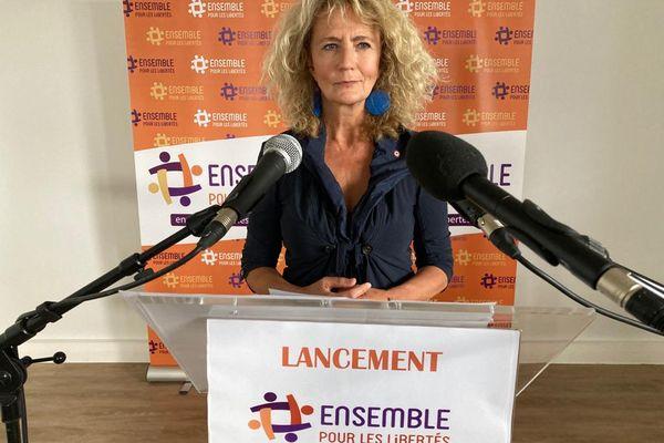 """La députée du Bas-Rhin Martine Wonner a lancé le 14 septembre Ensemble pour les libertés, une """"force de rassemblement"""""""