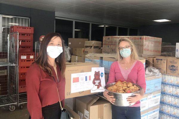 La communauté chinoise d'Alsace a acheté 20.000 masques en Chine pour les hôpitaux et collectivités de la région Grand Est.
