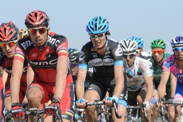Sur le Paris-Roubaix 2013