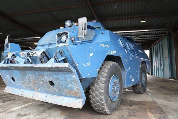 C'est ce type de véhicule qui sera utilisé samedi à Toulouse
