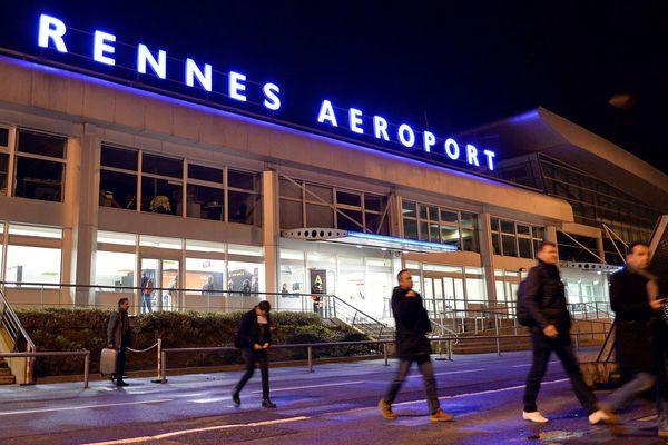 L'aéroport de Rennes va connaître des travaux permettant d'augmenter sa capacité d'accueil