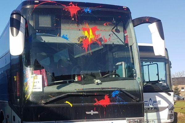 Une famille présente dans le bus de pelerins attaqué dimanche à Caen porte plainte