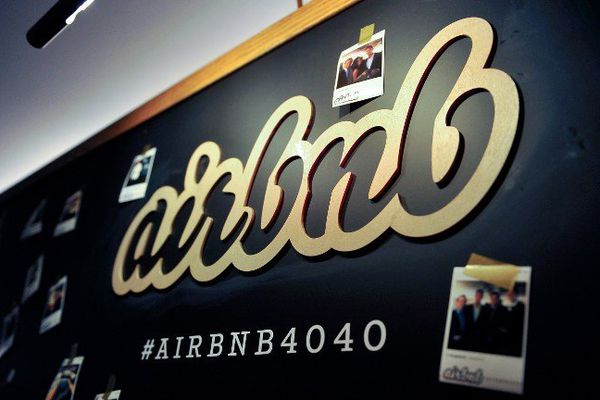 Airbnb tout sauf une startup du net aujourd'hui.